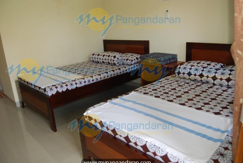 Tampilan Kamar Griya MM  Pangandaran